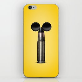 Mickey Missile iPhone Skin