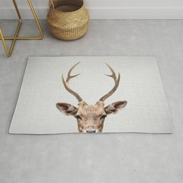 Deer - Colorful Rug