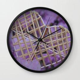 Hearts 2016 / 003 Wall Clock