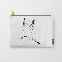 Pilates pose6 Carry-All Pouch
