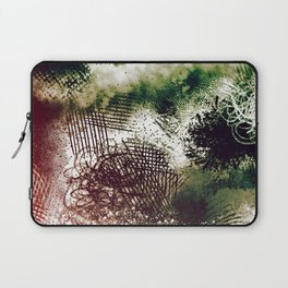 Eyes Still Clouded Laptop Sleeve