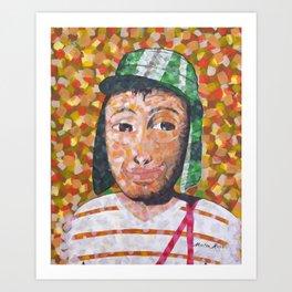 El Chavo Art Print