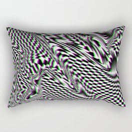 SERPENT'S ABYSS Rectangular Pillow