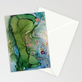 Stuck On an Island with You Stationery Cards