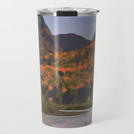 La Mauricie National Park Poster, Quebec Travel Mug