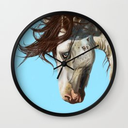 Hail to the Chief, Baby Wall Clock