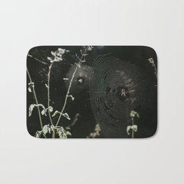 Spiderwebs Bath Mat