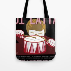 The tin drum Tote Bag