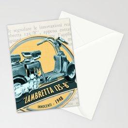 LAMBRETTA 125 B Stationery Cards