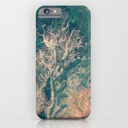 Niger Inland Delta iPhone Case