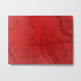 Trees 9 Metal Print