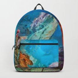 Medusas Garden Backpack