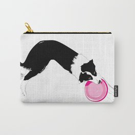 Disc Dog - Border Collie Carry-All Pouch