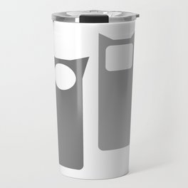 Grey Four Travel Mug