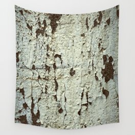 Time goes by Wall Tapestry