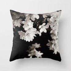 Little Whites ~ No.1 Throw Pillow