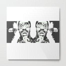 Stevie (Stevie Wonder Tribute) Metal Print