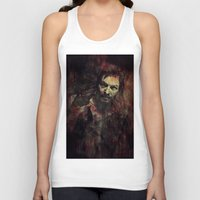 daryl Tank Tops featuring Daryl Dixon by Sirenphotos