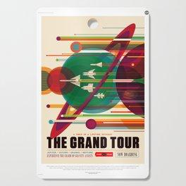 The Grand Tour Cutting Board