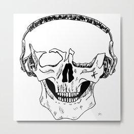 Mindless Metal Print