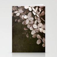 hydrangea Stationery Cards featuring hydrangea by inourgardentoo