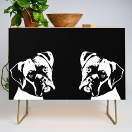 GIFTS FOR BOXER DOG LOVERS FROM MONOFACES IN 2021 Credenza