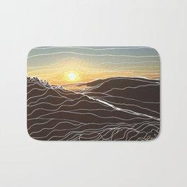 Sunrise Goat Rock 1 Bath Mat
