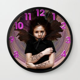 What's My Destiny? Wall Clock