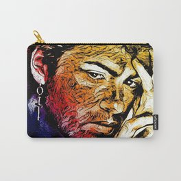 Careless Whisper Carry-All Pouch