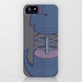 Whale Whale whale iPhone Case