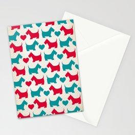 Scotty Dog Stationery Cards