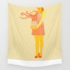 The Weird Things We Collect Wall Tapestry