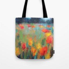 Hillside Brights Tote Bag