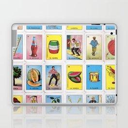 Lotería Cards Laptop & iPad Skin