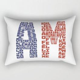 Atlético 2019 - 2020 Rectangular Pillow