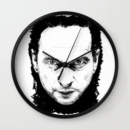 Depeche Mode's Dave Gahan Wall Clock