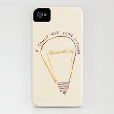 Lizzie Bennet #1 iPhone (4, 4s) Slim Case