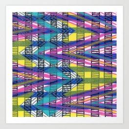 Ectozoa Art Print