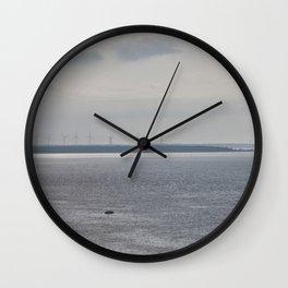 Pakri WindFarm Wall Clock