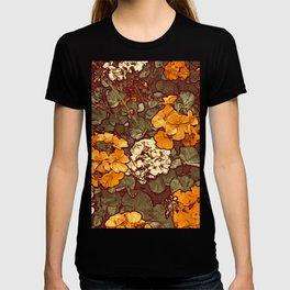 Orange Geranium, Plant of Feminine Healing T-shirt