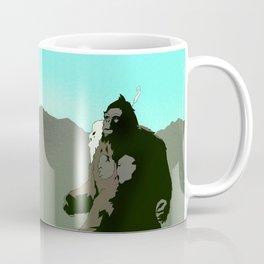 King Kong vs Godzilla Coffee Mug