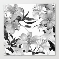 Glorious Lilies 2 Canvas Print