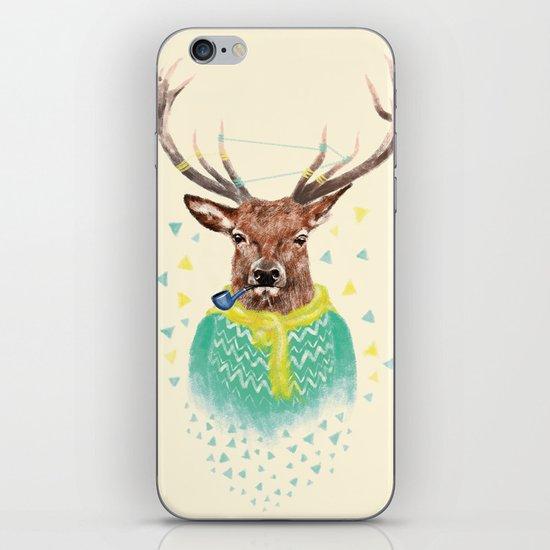 Wonder Deer iPhone & iPod Skin