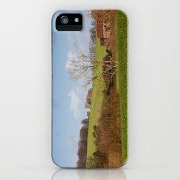 Goodrich Castle II iPhone Case