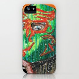 next level halitosis iPhone Case