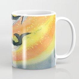 Whale Watercolor Coffee Mug