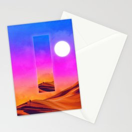 That which preceds everything Stationery Cards