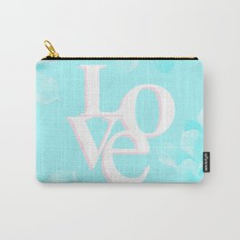 LOVE Design Carry-All Pouch
