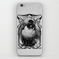 Dottore de La Peste iPhone & iPod Skin