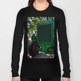 Oliver the Tractor Long Sleeve T-shirt
